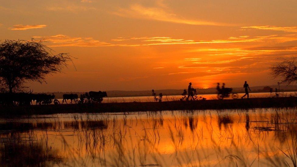 Mali se mueve de extremo a extremo: de la sequía a las inundaciones.