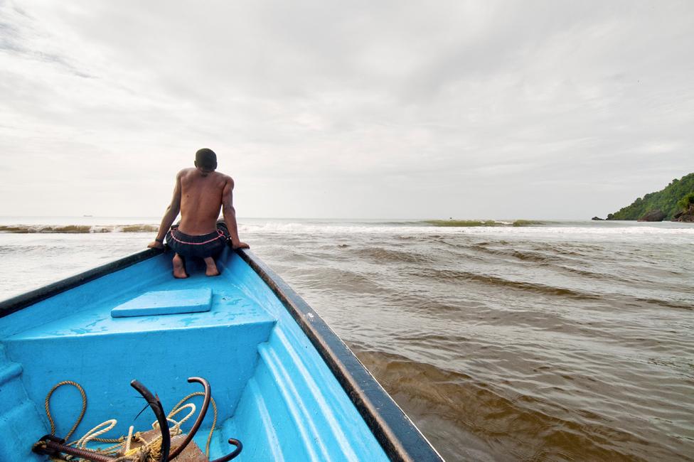Los pescadores de Trinidad ahora viven temerosos de los piratas venezolanos.