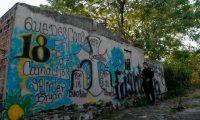 El control de algunas zonas de El Salvador por parte de las pandillas también llega a algunos colegios electorales, según repetidas denuncias en comicios anteriores. AFP