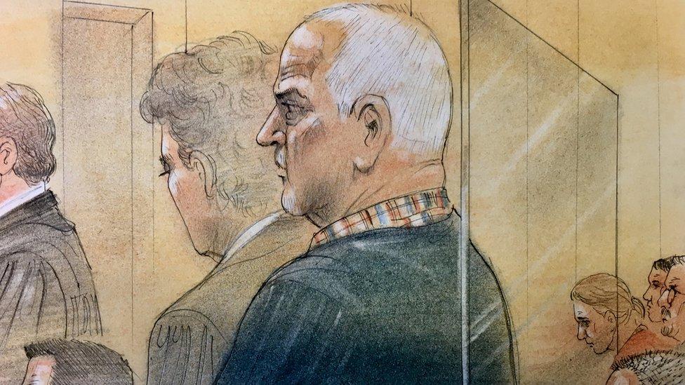 Bruce McArthur fue arrestado el 18 de enero y se declaró culpable.