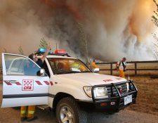 El llamado Sábado Negro fue el evento de incendios forestales más mortal en la historia de Australia. GETTY IMAGES
