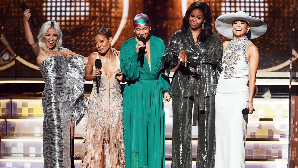 Grammy 2019: Lady Gaga y Childish Gambino ganan los primeros premios en una edición que contó con la visita sorpresa de Michelle Obama