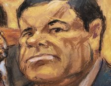 """Joaquín """"El Chapo"""" Guzmán fue encontrado culpable por 10 cargos de narcotráfico. REUTERS"""