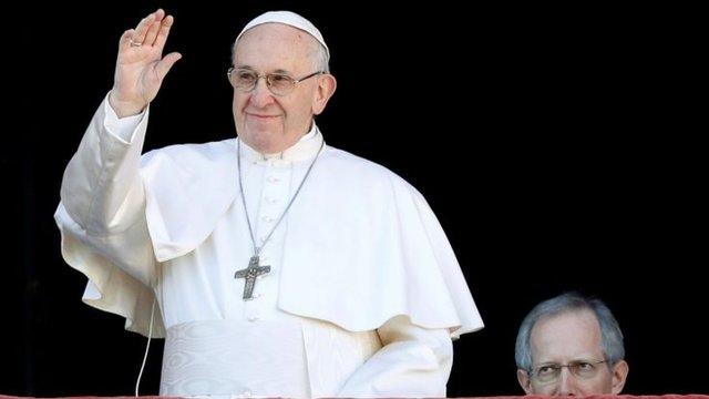 """En la carta, el Papa se dirige a Maduro como """"excelentísimo señor"""" y no como """"presidente"""". REUTERS"""