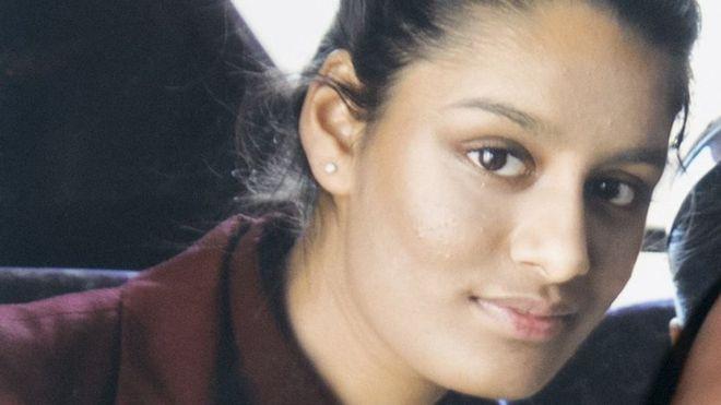 Shamima Begum huyó a los 15 años de su hogar en el este de Londres para unirse a Estado Islámico.