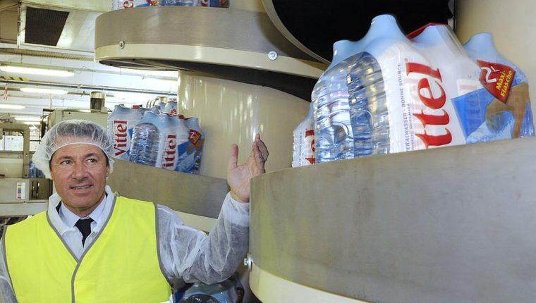 El pueblo de Vittel da nombre a una marca de agua embotellada de Nestlé.
