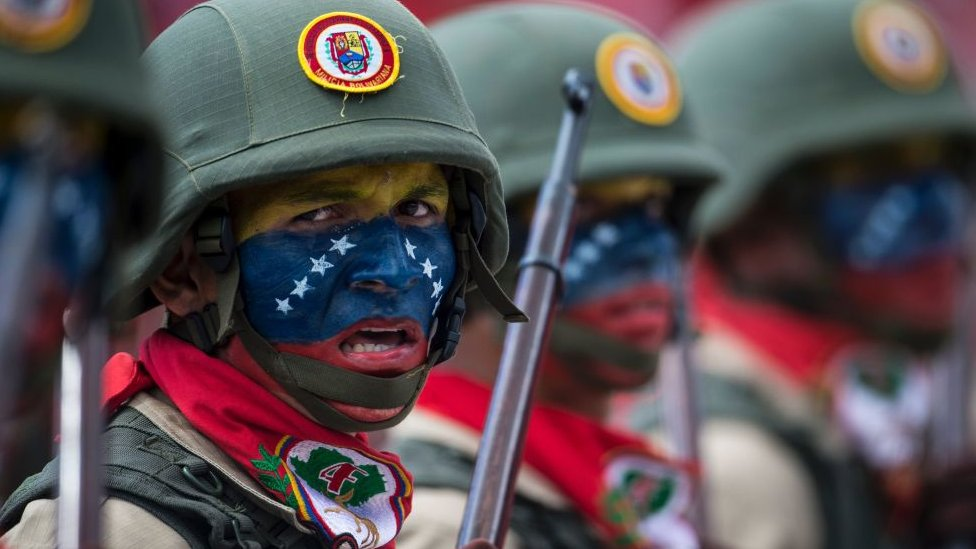 El Ejército de Venezuela ha sido clave en el conflicto político y social de los últimos años.