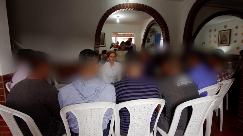 Los desertores aceptaron hablar con la BBC pero solicitaron que no ser identificados por motivos de seguridad.