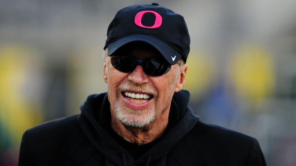 """Phil Knight, fundador de Nike: """"No puedes tener miedo de ofender a la gente"""""""