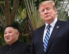 Kim Jong-un y Donald Trump no llegaron a ningún acuerdo.