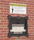 Hasta ahora hay siete cajas de bebé en Indiana, el estado en donde se ha impulsado más el programa. GETTY IMAGES
