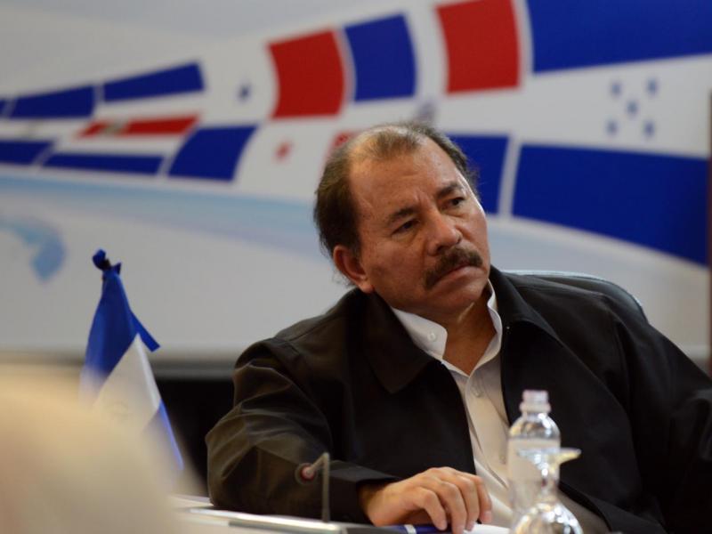 Daniel Ortega, presidente nicaragüense. (Foto: Hemeroteca PL)