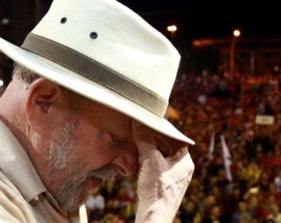 Lula ya cumple una condena de 12 años y un mes de cárcel por corrupción. REUTERS