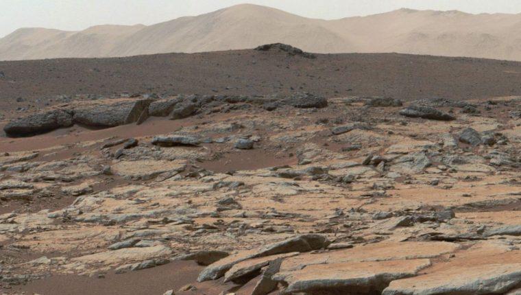 El agua abundaba en el subsuelo del planeta rojo. (Foto: Hemeroteca PL)