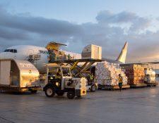 El aeropuerto de Miami es la principal conexión aérea con Guatemala en Estados Unidos y las frecuencias podrían verse afectadas por el paso del Huracán Dorian. (Foto Prensa Libre: Hemeroteca)
