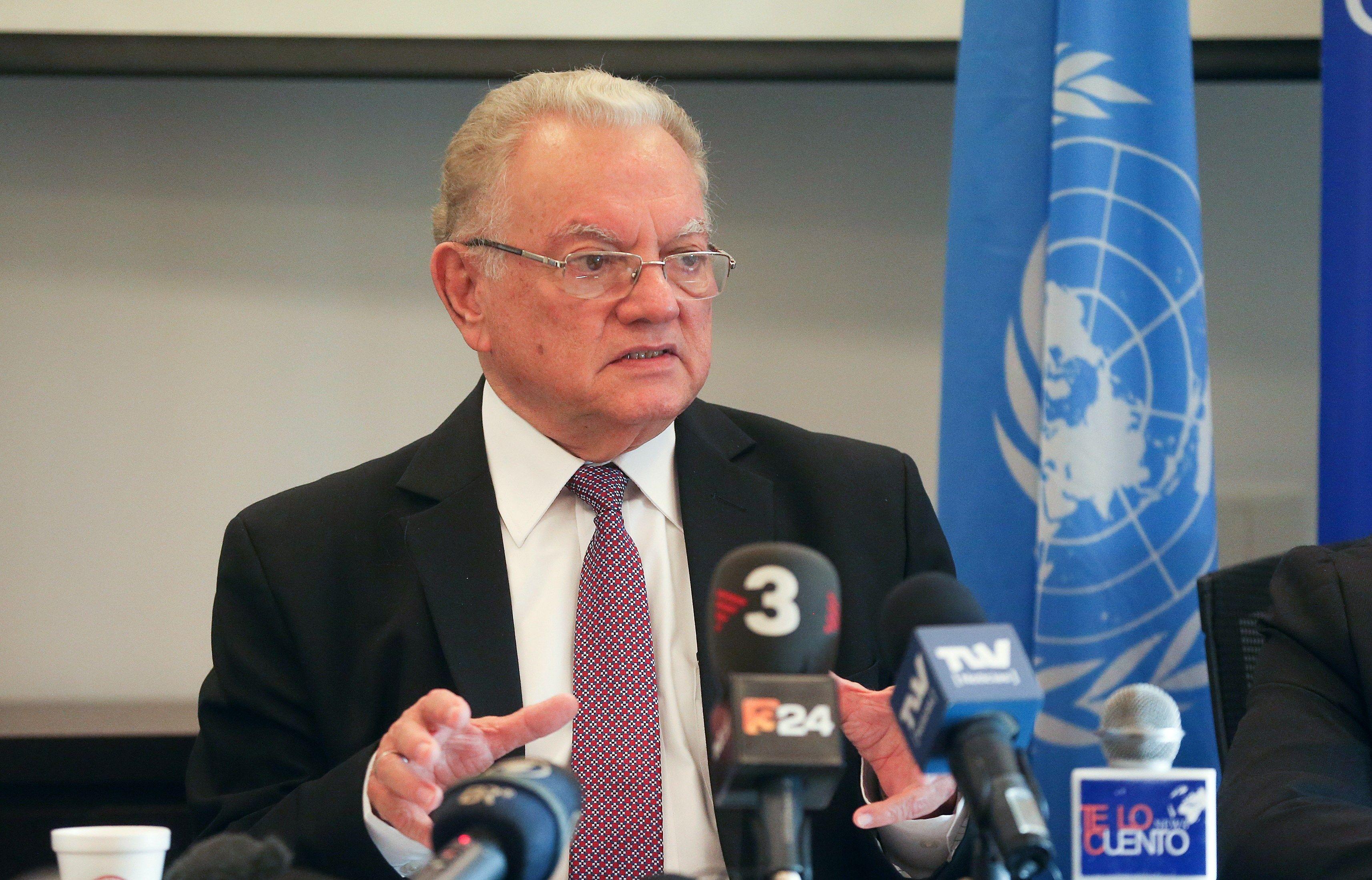 Eduardo Stein, exministro de Relaciones Exteriores (Foto Prensa Libre: Hemeroteca PL)
