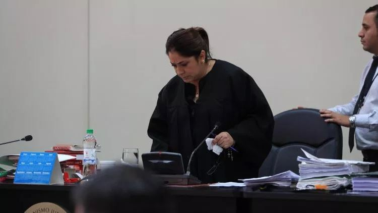La CSJ unificó tres casos y los trasladó al Juzgado de Mayor Riesgo A, que dirige la jueza Claudette Domínguez. (Foto Prensa Libre: Hemeroteca PL)