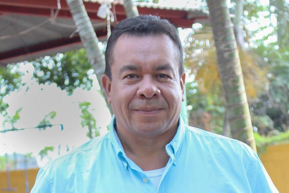 Marvin Peña, ultimado a balazos, había sido nominado por el partido Fuerza para la municipalidad de Tiquisate. (Foto Prensa Libre: Tomada de Facebook)