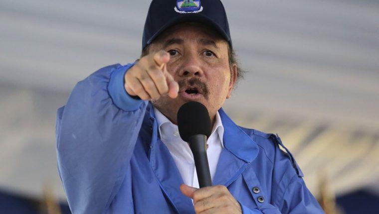 Además de la reforma tributaria, el Gobierno de Daniel Ortega también impulsó reformas para elevar la carga de la seguridad social. (Foto Prensa Libre: AFP)