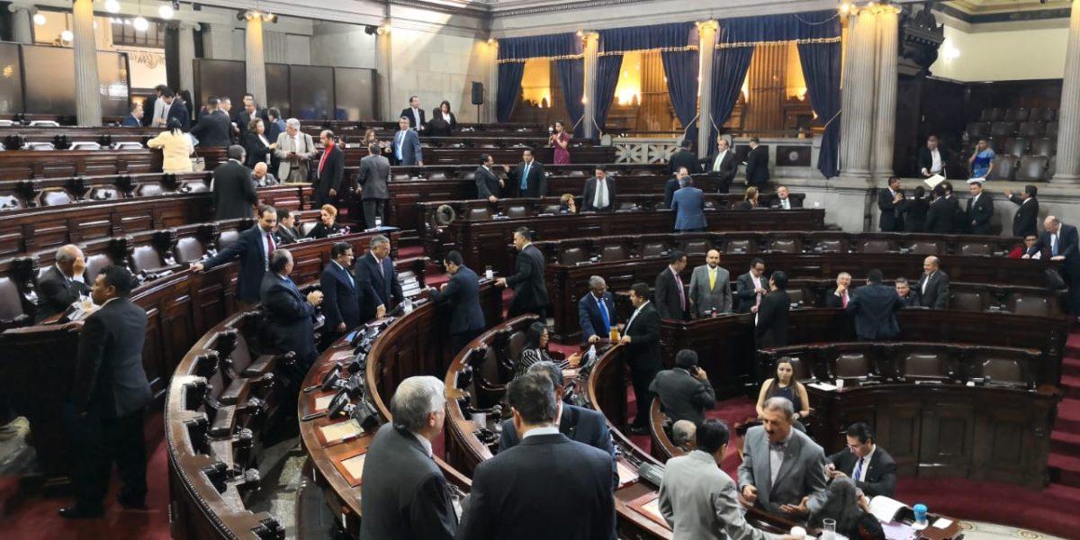 Congreso convoca a postuladora para director de la Defensa Pública Penal