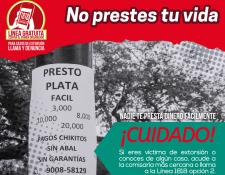 El fenómeno de los préstamos se ha extendido por varias ciudades de Latinoamérica.