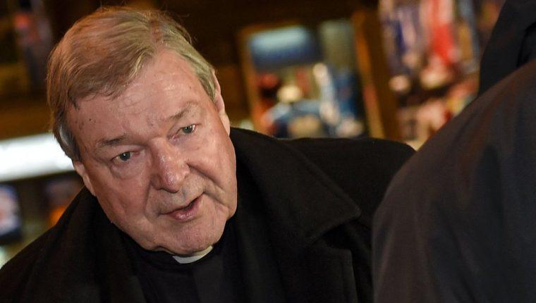 Antes de su condena, Pell rindió testimonio desde Roma, durante las investigaciones sobre abuso sexual por sacerdotes en Australia.