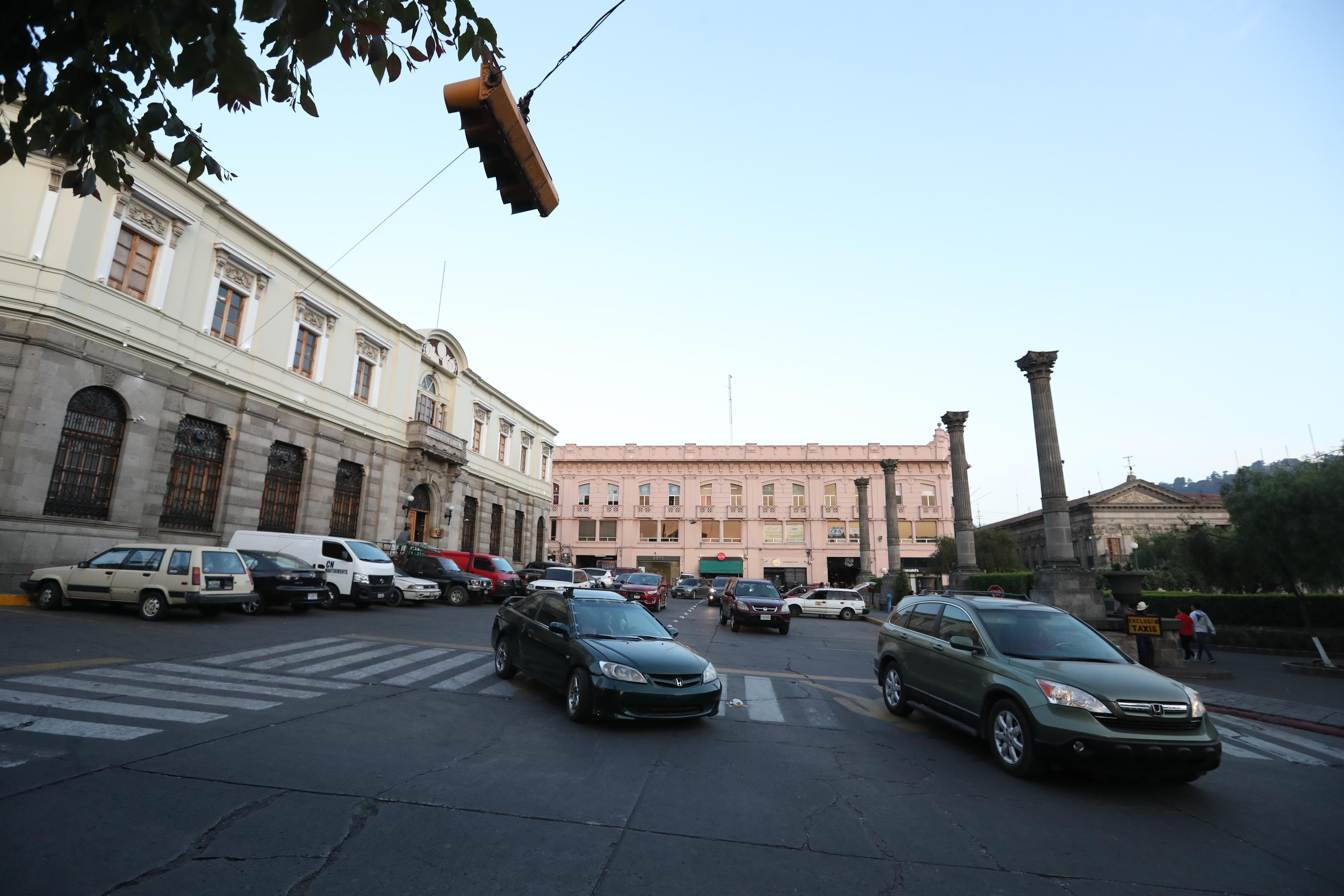 Uber comenzará operaciones en marzo en la ciudad de Quetzaltenango. (Foto Prensa Libre: Mynor Toc)