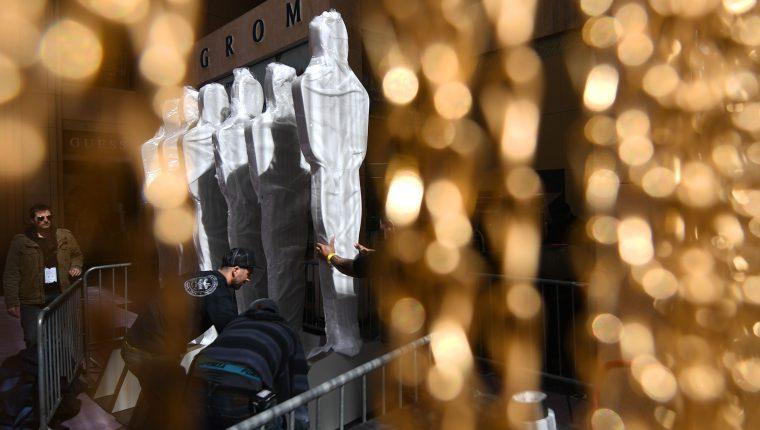 ¿Habrá sorpresas en la ceremonia de los Óscar? (Foto Prensa Libre: AFP)