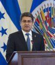 Juan Orlando Hernández, presidente de Honduras elegido por un segundo periodo. (Foto Prensa Libre: Hemeroteca PL)