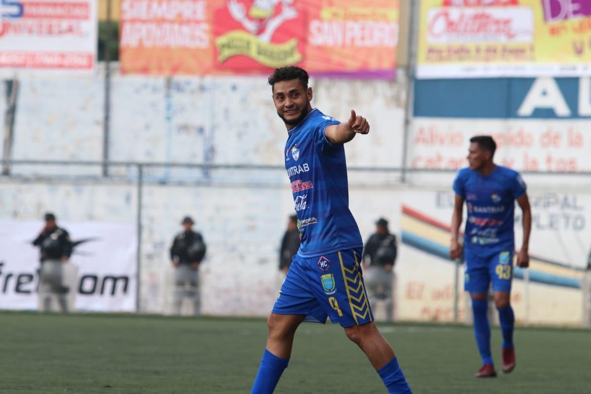 Cobán Imperial toma ventaja en la final de ida del Torneo de Copa contra San Pedro