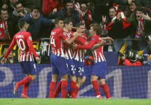 ¡Triunfo del Atlético de Madrid!