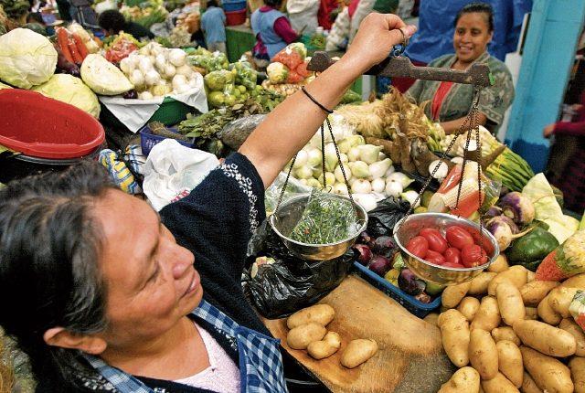 Diversos alimentos reportaron alzas tanto en el mes de enero como en forma interanual. (Foto, Prensa     Libre: hemeroteca PL).