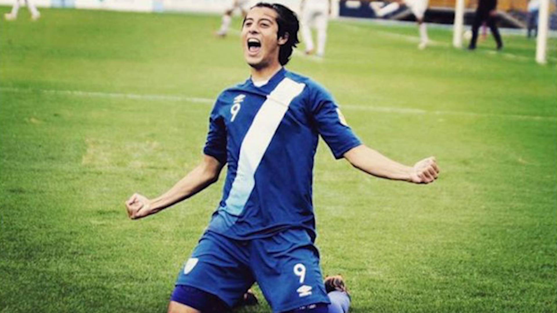 José Arias jugó con la Bicolor durante el Torneo de Futbol Unificado de Centroamérica y el Caribe que se disputó en 2018 en nuestro país. (Foto Prensa Libre: Fedefut)