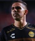 Jesús Alonso Escoboza, quien llegó a jugaro por la selección mexicana, llegó a Dorados en 2018. GETTY IMAGES