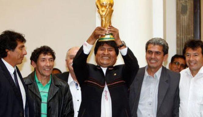 Bolivia busca obtener una subsede para la  Copa Mundial 2030 en la candidatura sudamericana