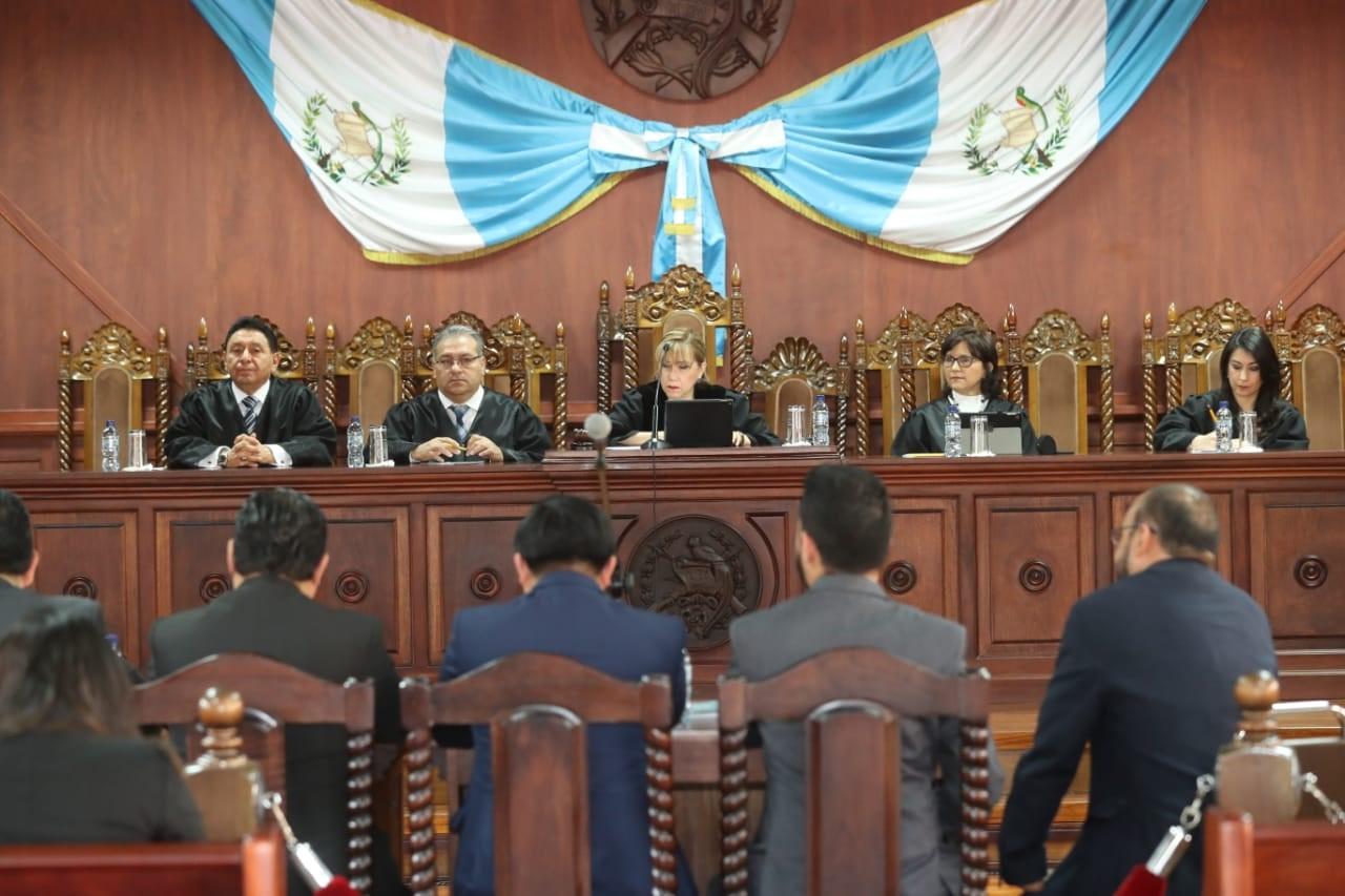 Los magistrados de la Corte de Constitucionalidad resolvieron que el MP debe seguir con la investigación en contra de Thelma Aldana (Foto Prensa Libre: Hemeroteca PL )