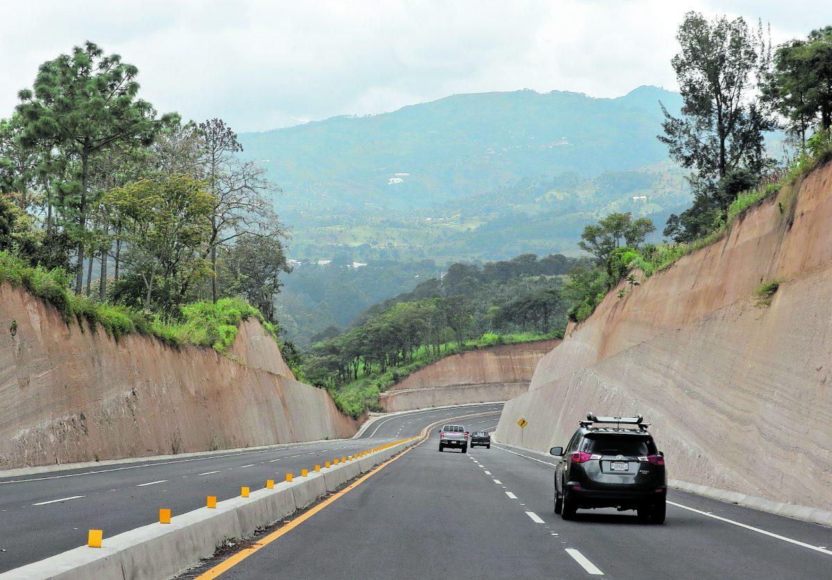 Los 18 tramos carreteros que estarán listos antes de Semana Santa, según el CIV