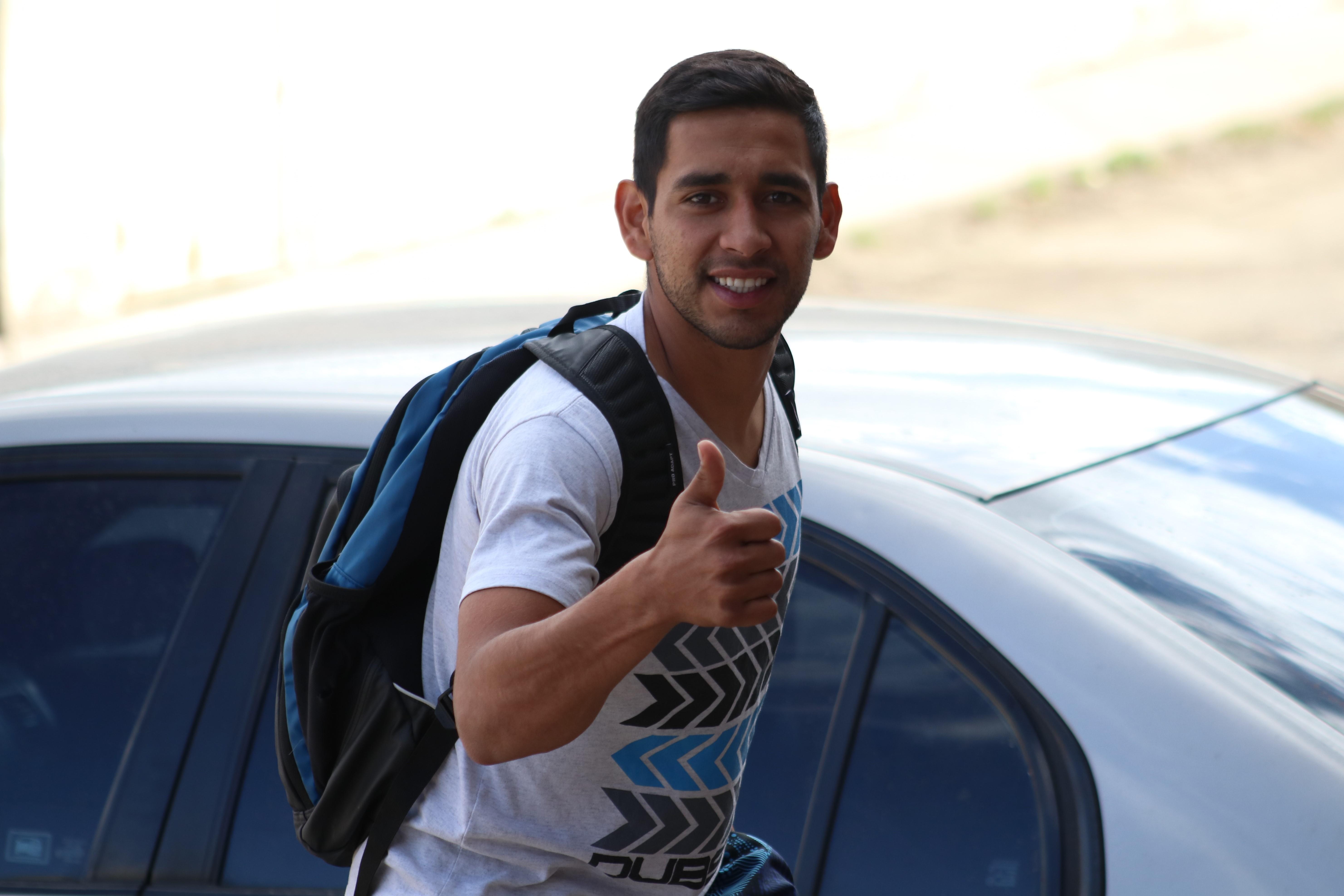Cristian Albizures era uno de los futbolistas con mayor protagonismo con Xelajú en el presente torneo. (Foto Prensa Libre: Raúl Juárez)