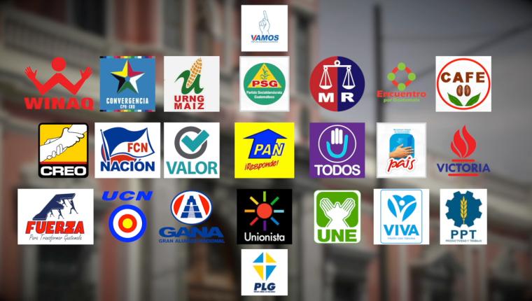 Resultado de imagen para 14 partidos políticos seran cancelados