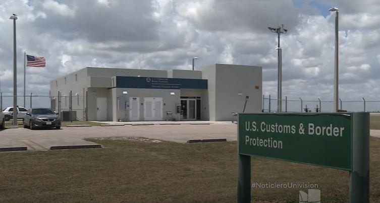 Las hermanas fueron detenidas y abusadas en un reclusorio como este, en Presidio, Texas. (Foto: Cortesía Univisión Noticias)