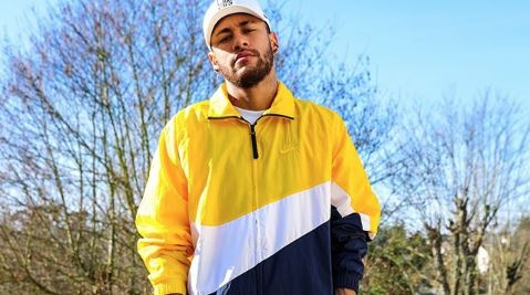 Neymar, jugador del París Saint-Germain. (Foto Prensa Libre: Instagram Neymar)