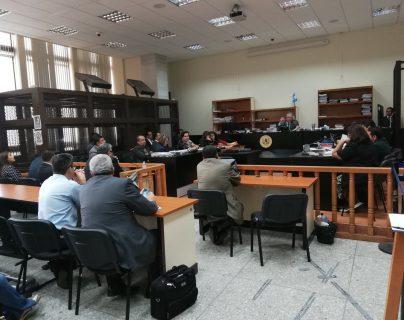 """""""Están haciendo acciones para entorpecer el proceso"""": Gálvez rechaza recursos y continúa audiencia en caso La Línea"""