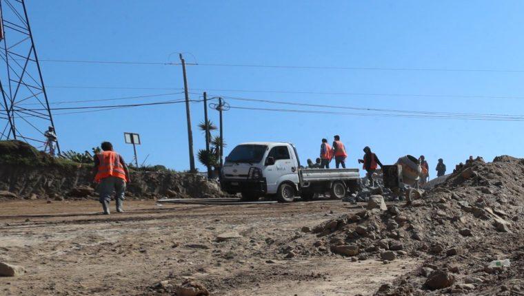 El primer reporte del Índice de Precios de Materiales de la Construcción (IPMC), detectó que hubo variaciones al alza y a la baja de productos e insumos que se utilizan en la industria en enero pasado. (Foto Prensa Libre: César Pérez Marroquín)
