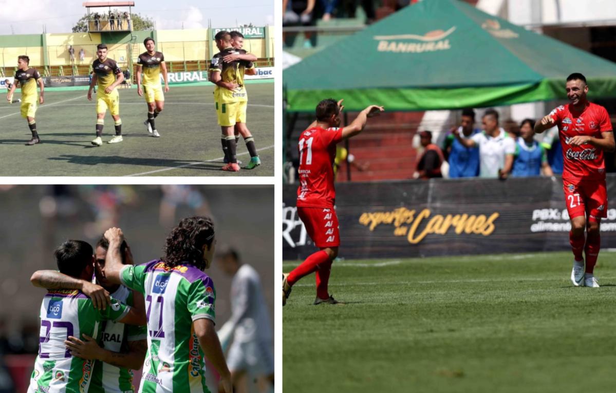 La jornada 8 del Clausura 2019 ha sido la más pobre en producción de goles