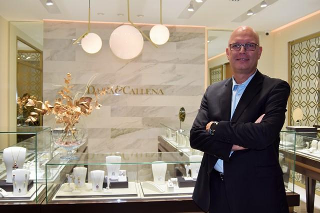 "Dana&Callena ""Diamond Studio"" inaugura su tercera joyería en Plaza Fontabella"