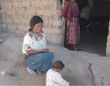 Unas 120 mil familias están en riesgo de desnutrición en el Corredor Seco.  (Foto Prensa Libre: Hemeroteca PL)
