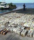 Los decomisos de drogas también aumentaron en Guatemala. (Foto Prensa Libre: Hemeroteca)
