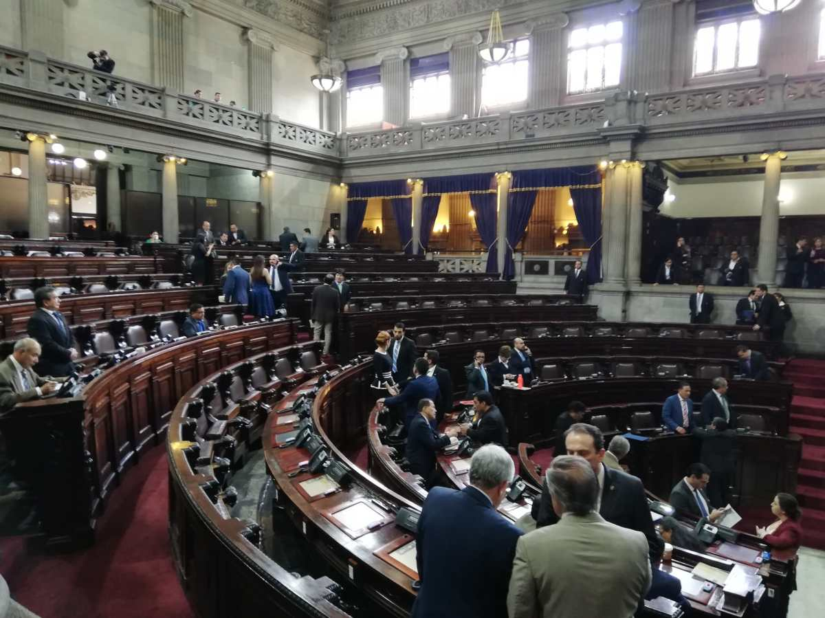 Diputados priorizan reformas a Ley de Reconciliación y acaban con el préstamo para Crecer Sano