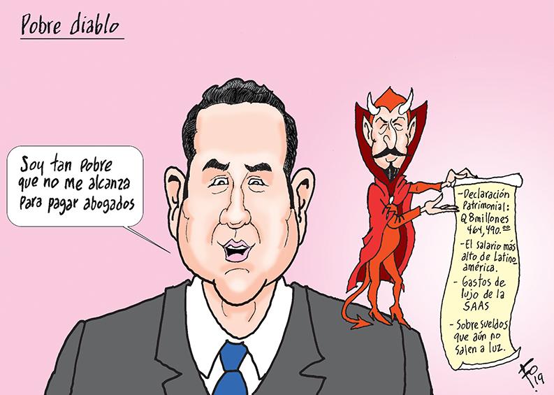 """Jimmy Morales da """"gracias a Dios que no haya reelección"""" presidencial  [Archivo] - VelocidadMaxima.com"""