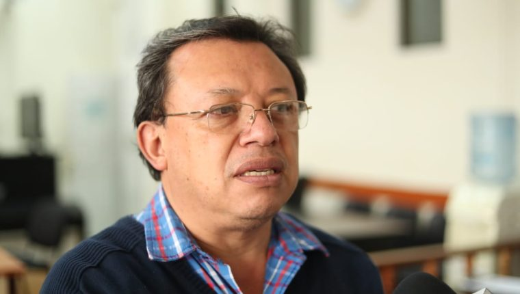 El exalcalde de La Antigua Guatemala, Edgar Ruíz, estuvo en prisión por tres años. (Foto Prensa Libre: Esbin Gargía)